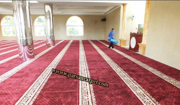 فرش سجاده ای اصفهان