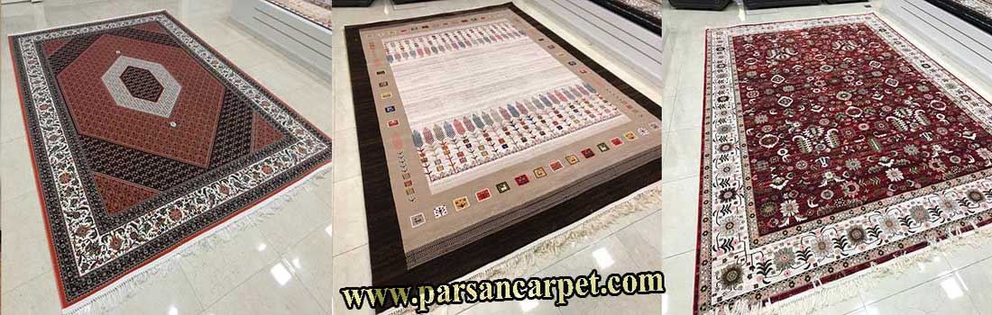 فرش ماشینی سنتی