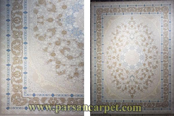 قیمت فرش 1200 شانه کاشان