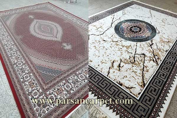 بهترین قیمت فرش ماشینی