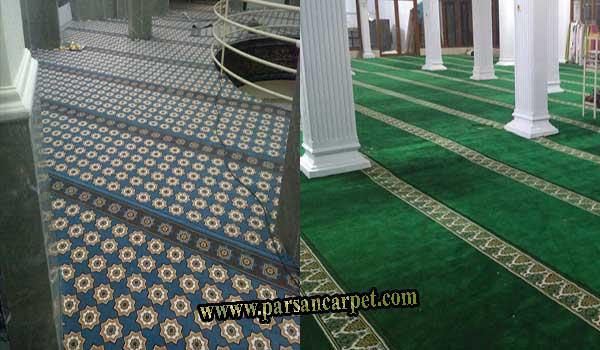 فرش نماز کاشان