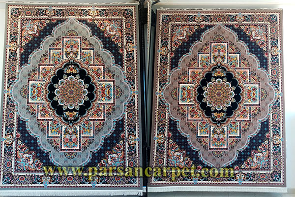قیمت فرش 700 شانه 10 رنگ